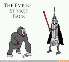 I Am Your Father Meme - king kong i am your father meme by liamwilson98 memedroid