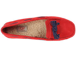 ugg meena sale ugg meena tomato soup suede loafers 845656 862 brand shoes