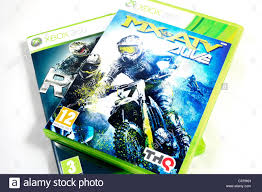 Mx Vs Atv Alive New Motocross Game Xbox 360 With Reflex Stock