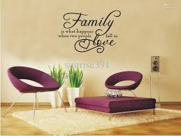 family quote wall decals family wall decal quote the love of a 12 photos of the