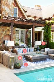 How To Decorate A Stone by Stone Patio As Cheap Patio Furniture And Unique How To Decorate A