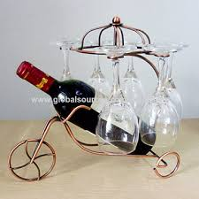 china stainless steel tabletop wine glass drying rack stemware
