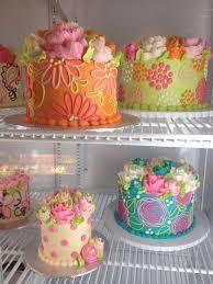 flower cake colorful cakes white flower cake shoppe cake decorating