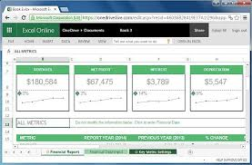 Excel Finance Templates Free Financial Report Templates For Excel