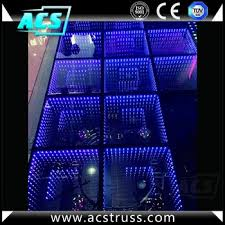 Used Dj Lighting Acs Wedding Decorations Light Up Video Interactive Starlit Used 3d