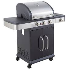 cuisiner avec barbecue a gaz barbecue gaz cook in garden fidgi 3 3b side