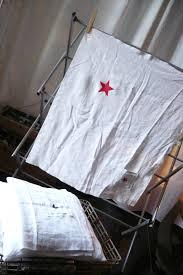 torchons en lin le lavoir de jolis torchons dans de vieux draps en lin et