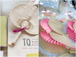 summer wedding favors 10 chic ideas for a summer wedding theme
