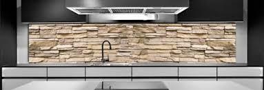 steinwand küche fani farbnische küchenspritzschutz steinwand 900 x 500 mm