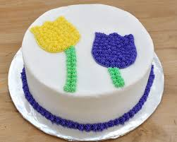 How To Decorate A Birthday Cake At Home How To Make Icing For Cakes At Home Meknun Com