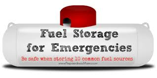 shop at the home depot and save on fuel fuel storage for emergencies how to be safe