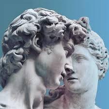 present preoccupations of ancient statues trendland