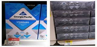 pacific printer paper as low as 2 22 walmart coupon