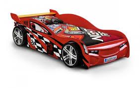 julian bowen scorpion racer red 3ft single car bed frame by julian