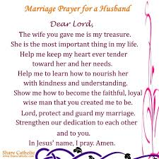 marriage prayers for couples a marriage prayer for a husband