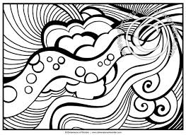 abstract coloring pages adults printable dimensions