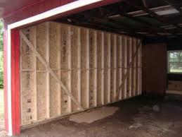 remodeling garage carroll county garage remodeling contractor dun rite contractors