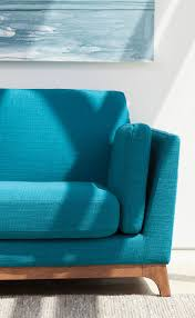 Modern Mid Century Sofa by Best 25 Turquoise Sofa Ideas On Pinterest Turquoise Couch Teal