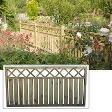 ringhiera in legno per giardino staccionate da giardino ebay