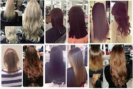 showpony hair extensions show pony before after hair extensions