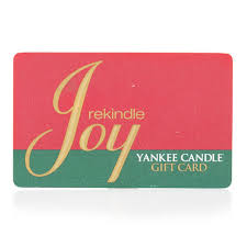 gifts cards traditional gift cards yankee candle