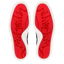 louis junior men u0027s flat navy leather men shoes christian louboutin