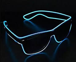 party sunglasses with lights liroyal led light up glasses for rave costume party with battery