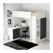 full size loft bed with desk ikea bunk bed with desk ikea stuva loft bed with 3 drawers 2 doors