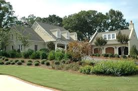 Garden Driveway Ideas Landscaping Along Driveway Ideas This Is An Exle Of A