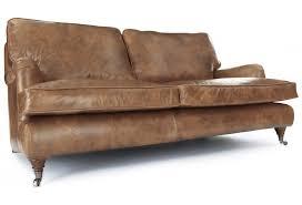 Small Sofa Leather Vintage Leather Sofas