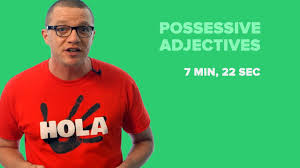possessive adjectives in spanish vs subject pronouns youtube
