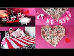 Valentine S Day Decorations Ideas by Diy Decorations For Valentines Day U0026 Ways To Spice Up Your Room