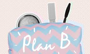 the pool beauty the importance of a plan b make up bag