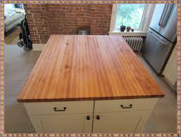 decorating endearing butcher block island top kitchen island