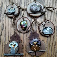 205 best my ornaments images on birch wood slices and