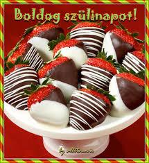 Snowberries White Chocolate Dipped Strawberries Születésnap Képeslap Torta Születésnapi Képek Pinterest