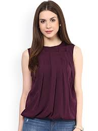 tops online sleeveless tops buy sleeveless tops online in india at best price