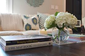 Creative Centerpiece Ideas For Coffee Table Decoration - Living room table decor