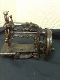 details about extremely rare antique canadian sewing machine