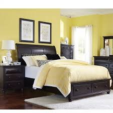 Broyhill Fontana Bed Broyhill Furniture Carrington Collection Light Cherry Low Broyhill