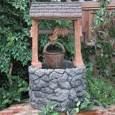 wishing well garden ornament for the garden ornaments for sale uk