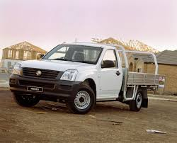 holden rodeo cab chassis review ra 2003 08