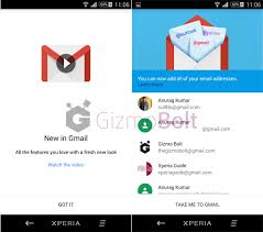 gmail update apk gmail 5 0 with exchange support for all android devices