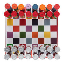 andy warhol campbell u0027s soup can chess set that eric alper