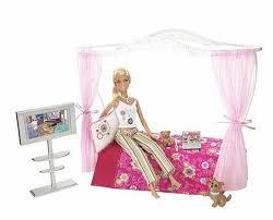 barbie my house bedroom u0026 doll l9485