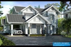 villa style homes home interior kerala style 13 green homes european style