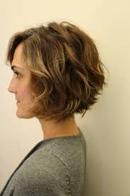 vies of side and back of wavy bob hairstyles short and wavy bigal and sherly pinterest hair style