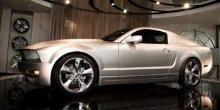 iacocca mustang price iacocca 45th anniversary mustang fetches 125 000 at auction
