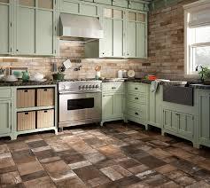 kitchen tile floor ideas backsplash tiled kitchen floors carpet transition ideas pretty