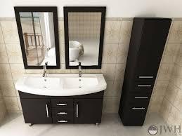 bathroom elegant double sink bathroom vanities for bathroom